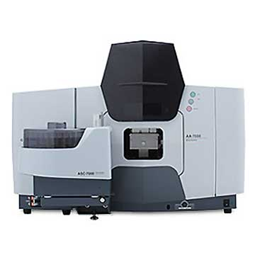 Spectrométrie absorption atomique AA-700