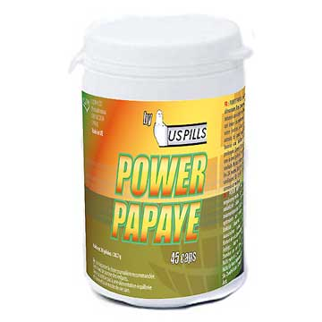 Gelules Power Papaye