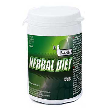 Gelules Herbal Diet