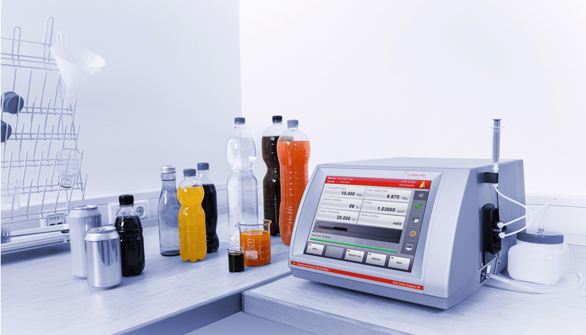 Soft Drink Analyzer M