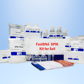 Visuel deFastPrep® Kits d'extraction et de purification Kits d'extraction et de purification DNA/RNA et protéines