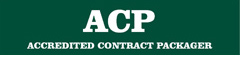 ACP ACCREDITED CONTRACT PACKAGER