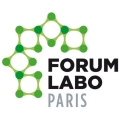 Logo FORUM LABO Paris 2017